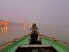 On the Ganges in Varanasi